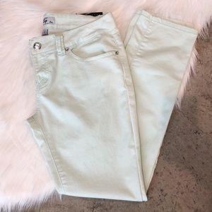 Pants - Mint Jeggings